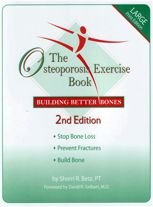 Libro  The Osteoporosis Exercise Book