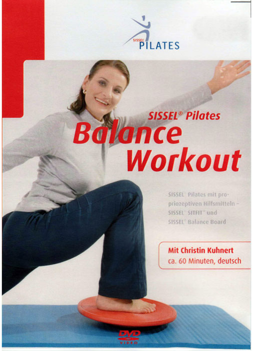 DVD SISSEL® Pilates Balance Workout