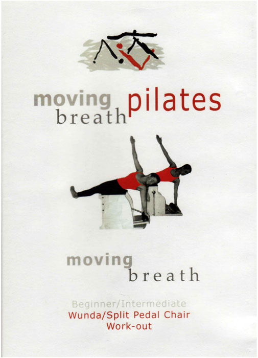 DVD Moving Breath Pilates