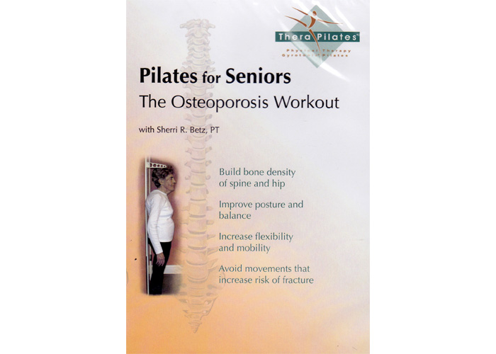 DVD Pilates for Seniors