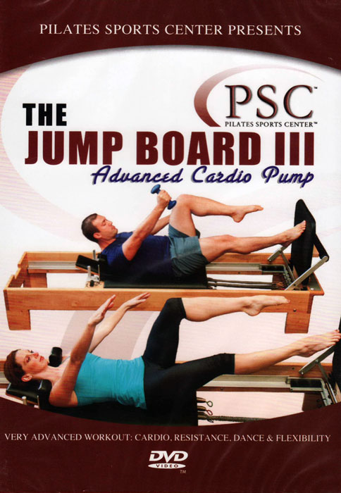 DVD The Jump Board Workout III