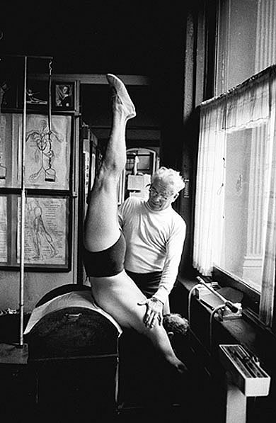 Poster Joe Pilates - The Barrel