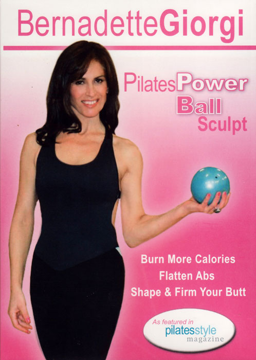DVD Pilates Power Ball Sculpt