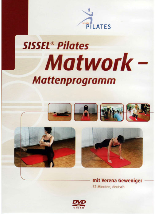 DVD SISSEL® Pilates Matwork