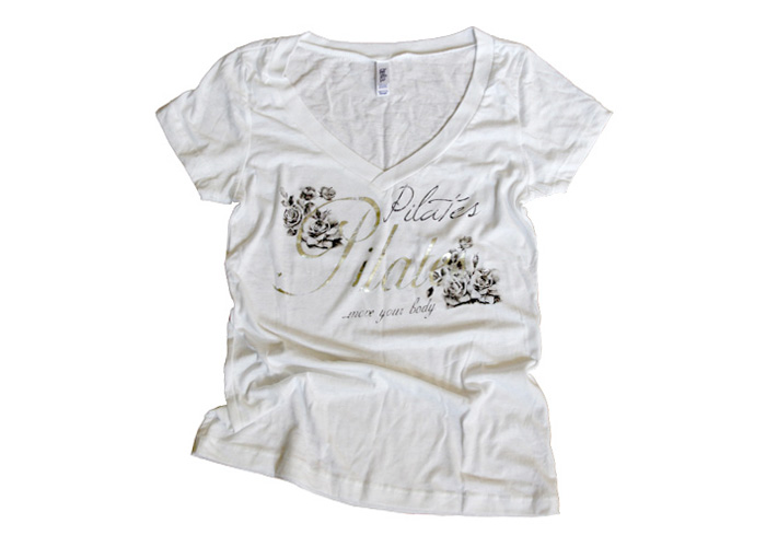 T-Shirt Donna Collo a  V