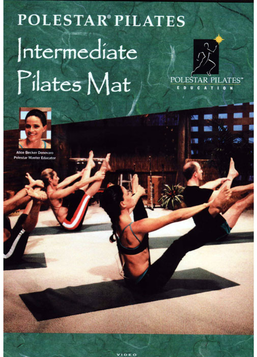 DVD Intermediate Pilates Mat