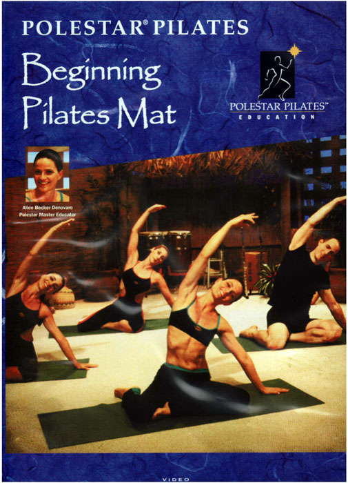DVD Beginning Pilates Mat
