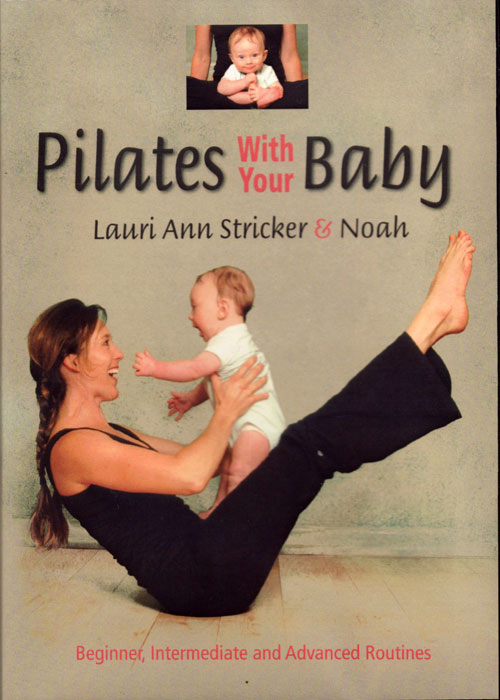 DVD Pilates with your Baby