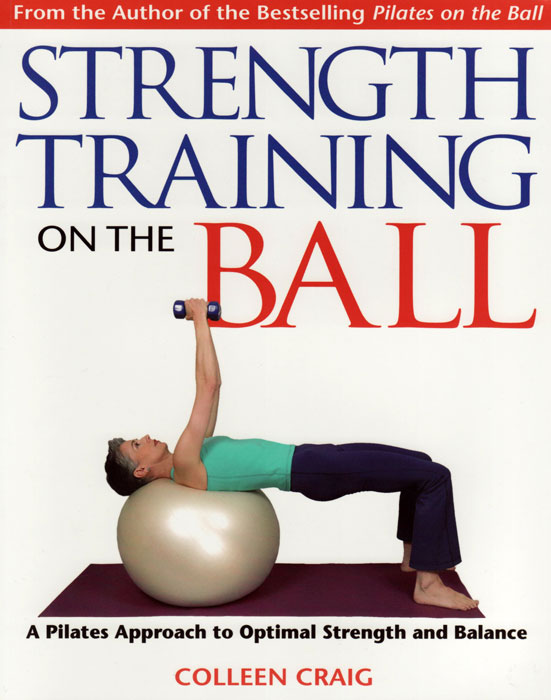 Libro Strength Training on the Ball