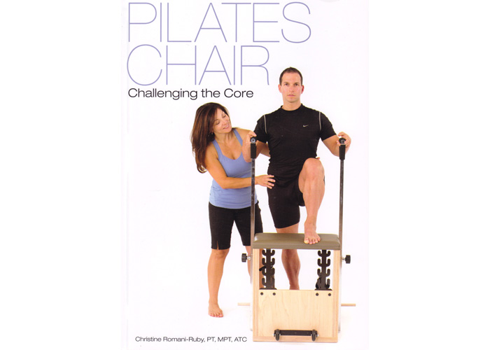 Libro Pilates Chair