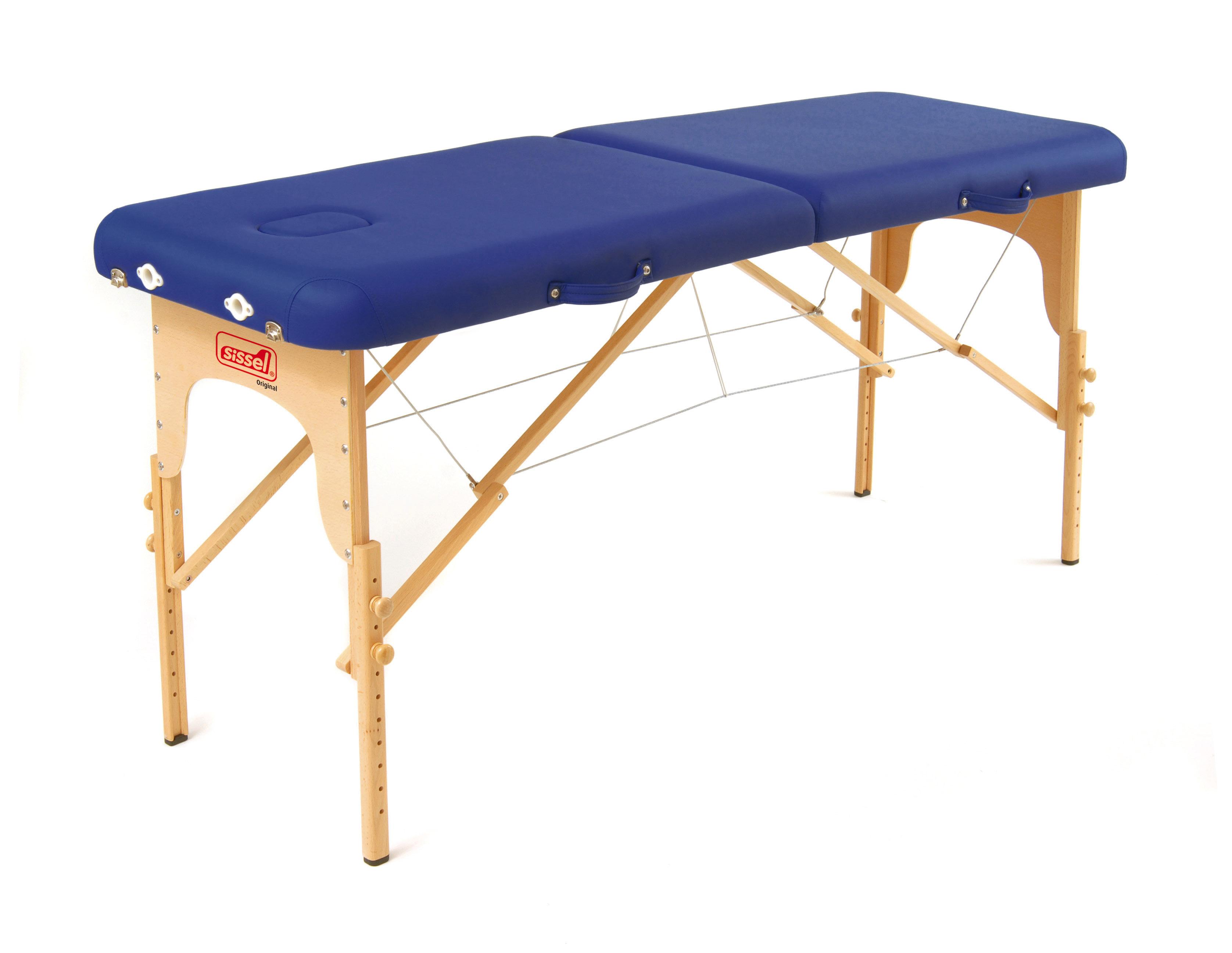Lettini Massaggio Portatili E Pieghevoli Di Qualità Sissel