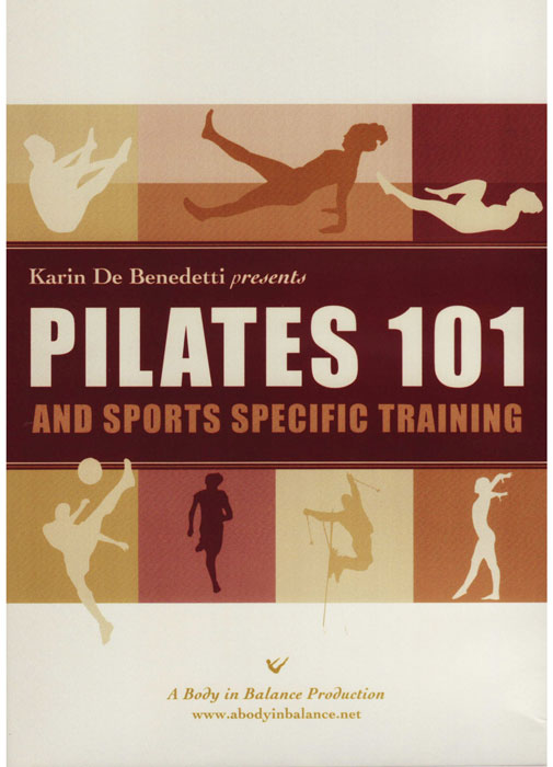 DVD Pilates 101 Sports Specific Training