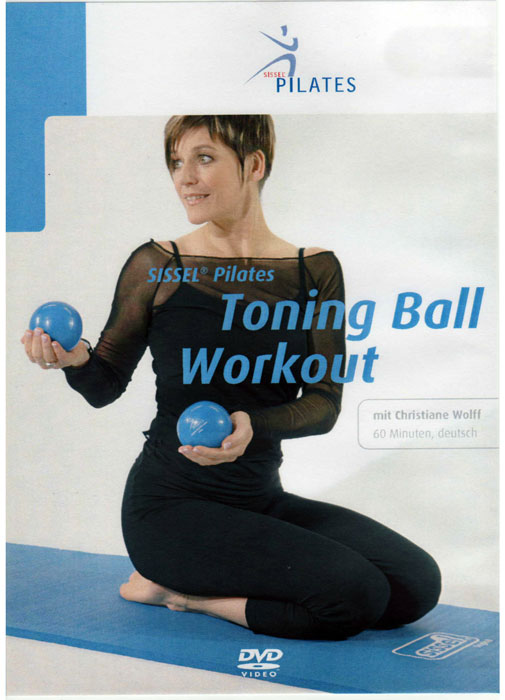 DVD SISSEL® Pilates Workout con la Toning Ball
