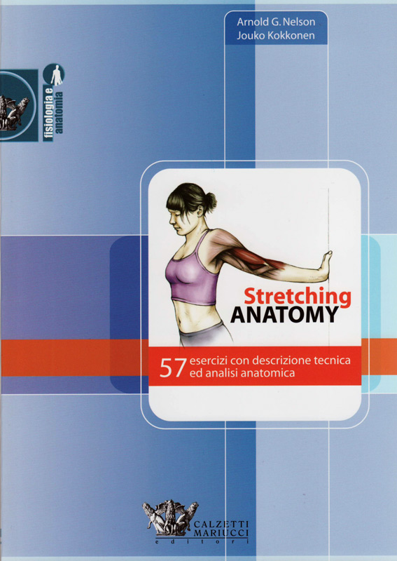 Libro Stretching Anatomy ed. italiana
