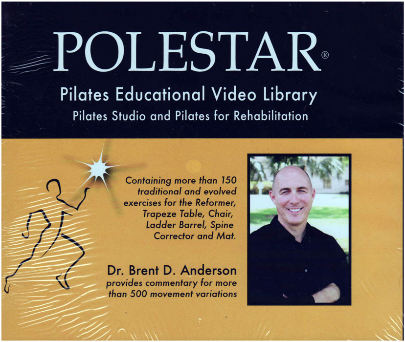 DVD Pilates Educational Video Library