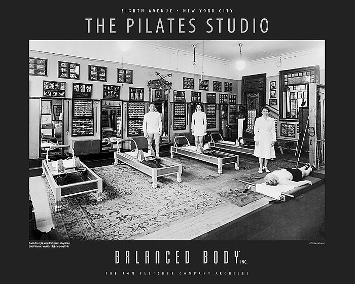 Poster Original Pilates Studio