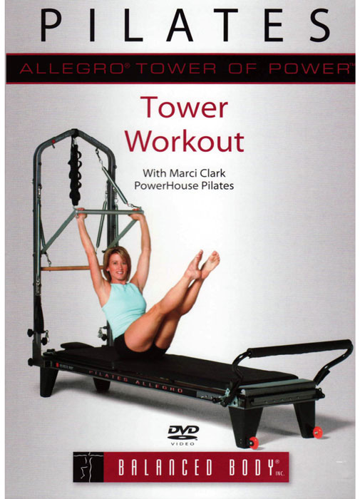 DVD Allegro Tower: Tower Workout