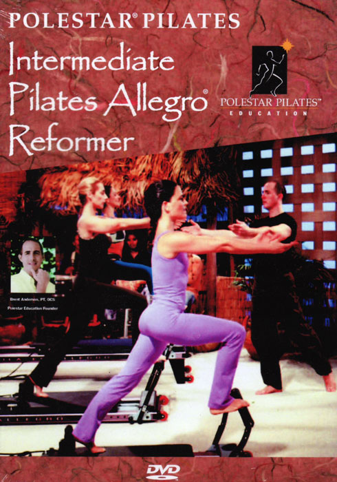 Dvd Polestar  Intermediate Pilates Allegro Reformer