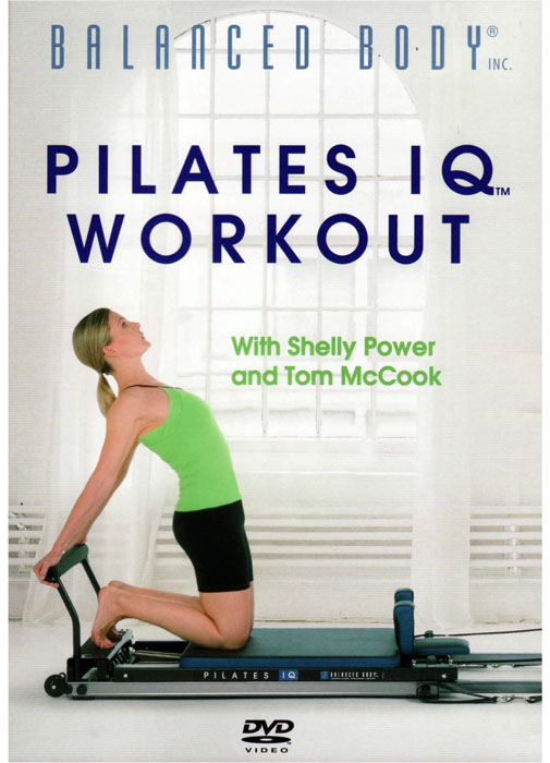 DVD Pilates IQ Workout