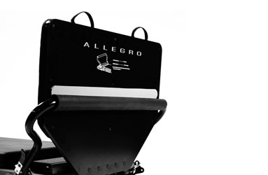 New Allegro Padded Foot Plate