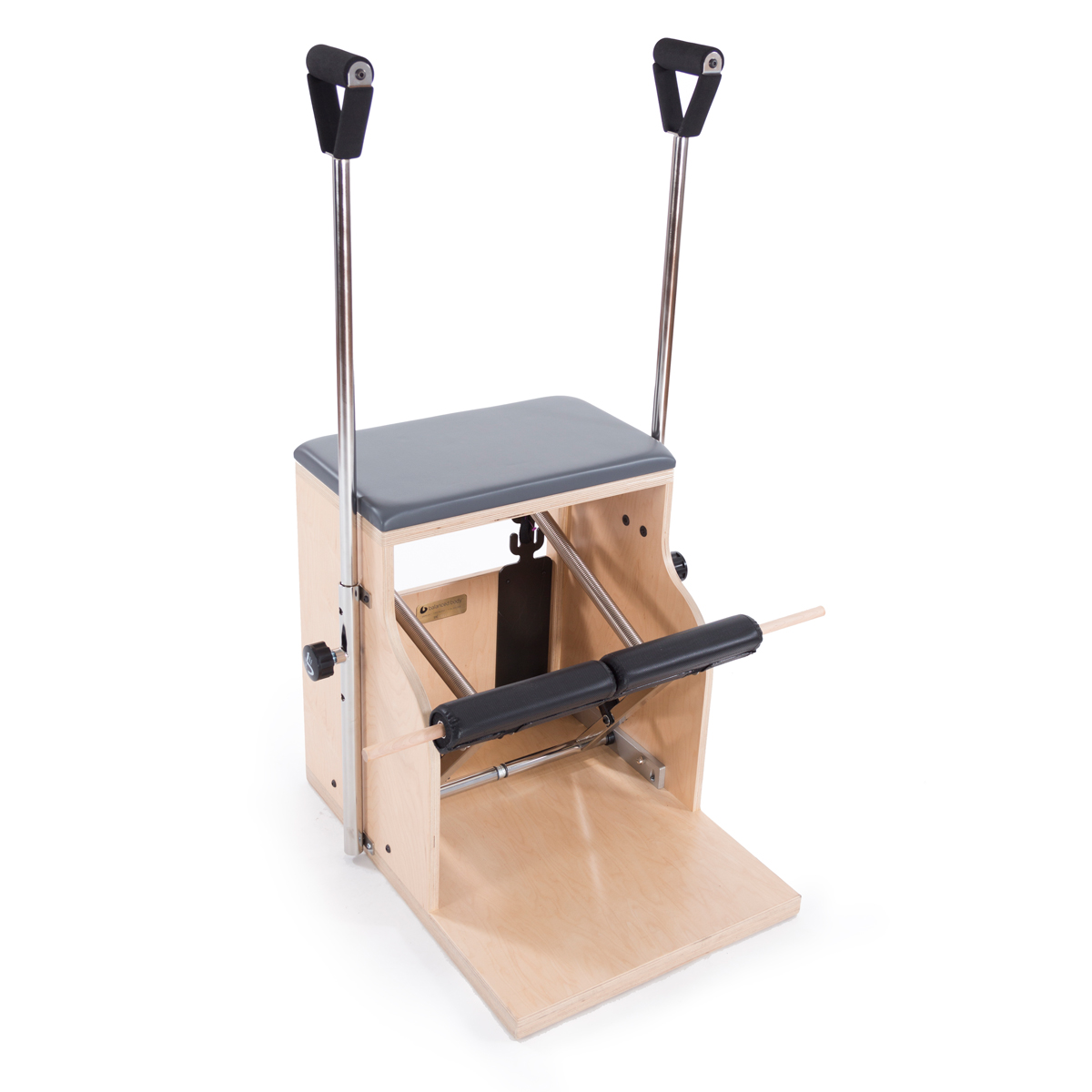 Accelerated Results Package: Pilates Wunda Chair. Wunda Chair Gratz Pilates Industries