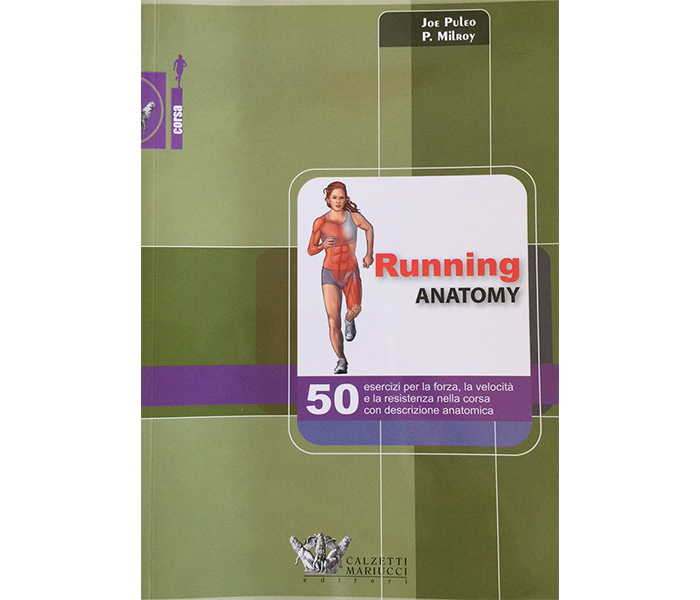 Libro Running Anatomy
