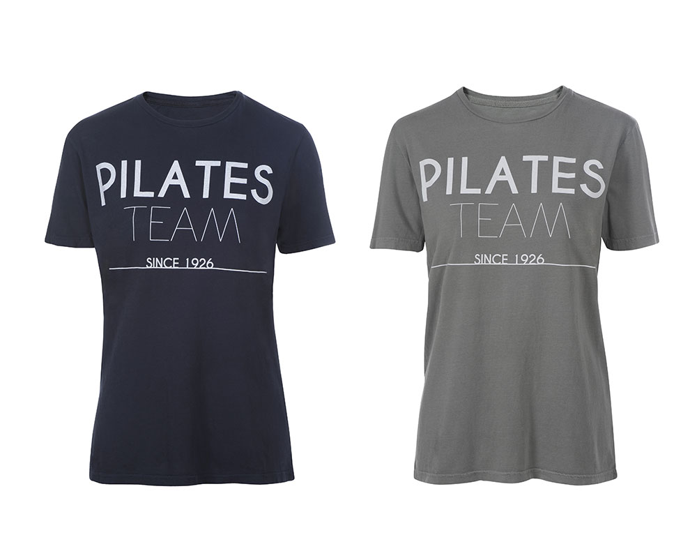 T-Shirt Uomo Pilates Team