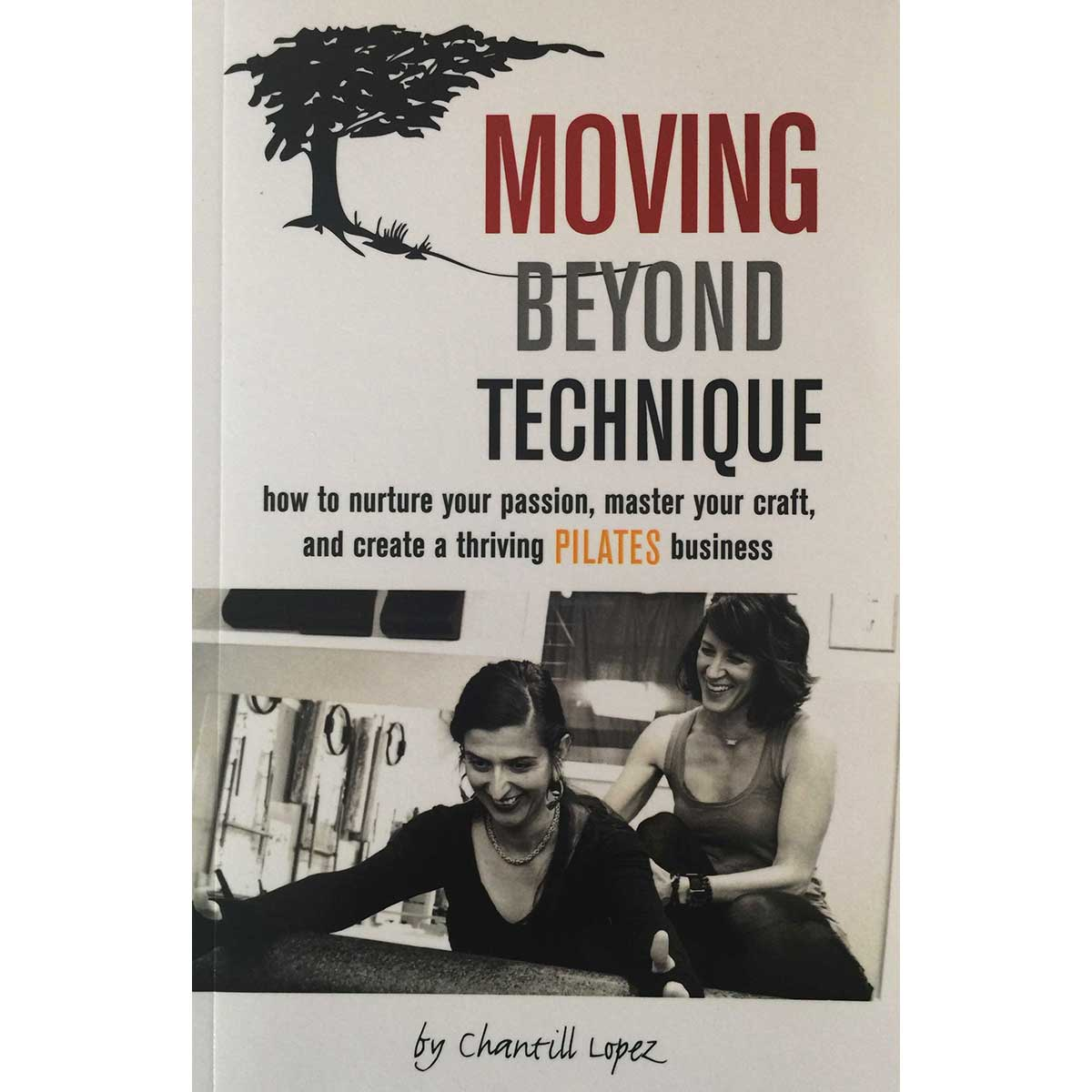 Libro Moving Beyond Technique