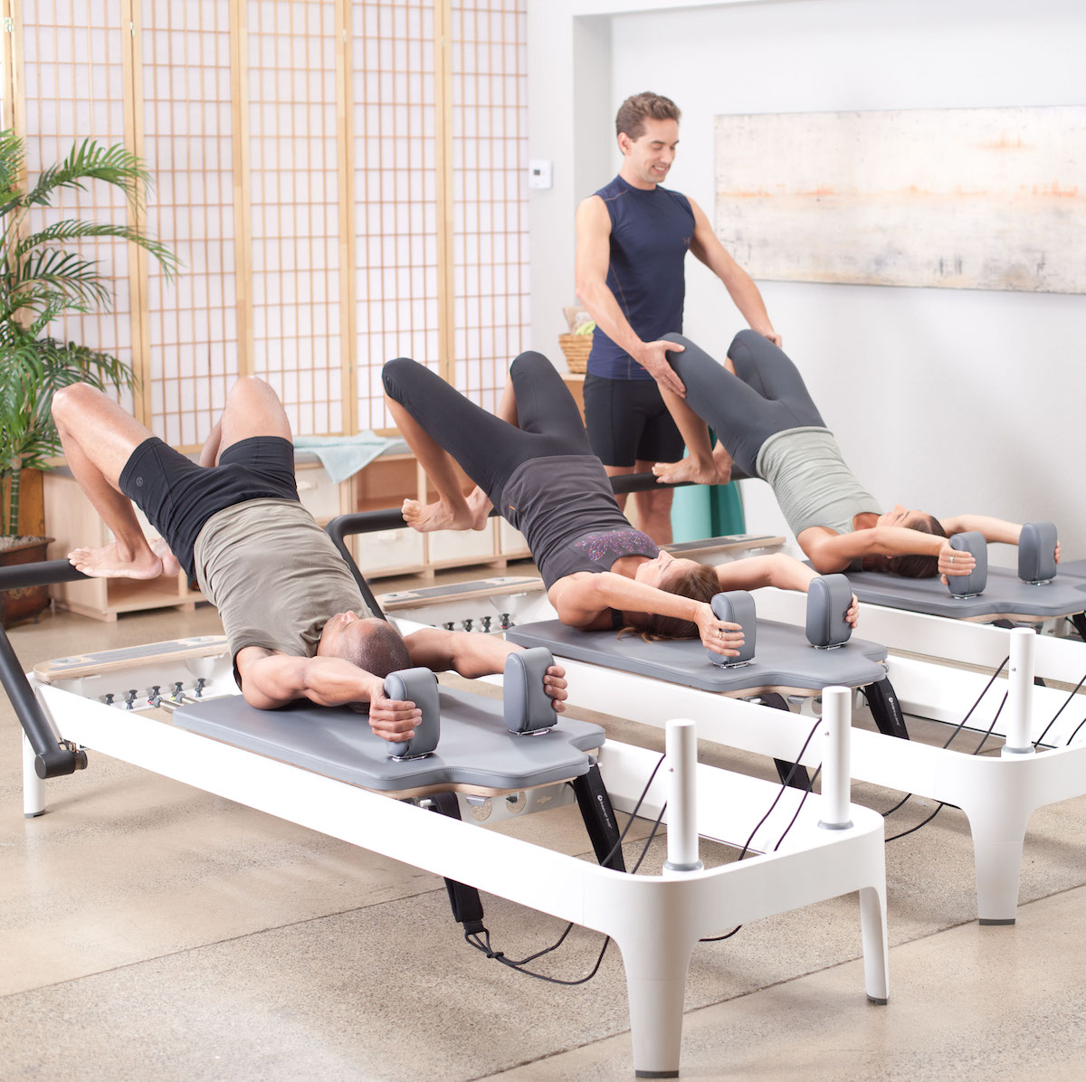 Pilates REFORMER TEST OUT - Formazione ufficiale Balanced Body