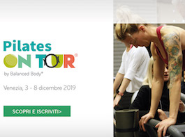 Pilates on Tour 2019 | Venezia, 3 - 8 Dicembre 2019