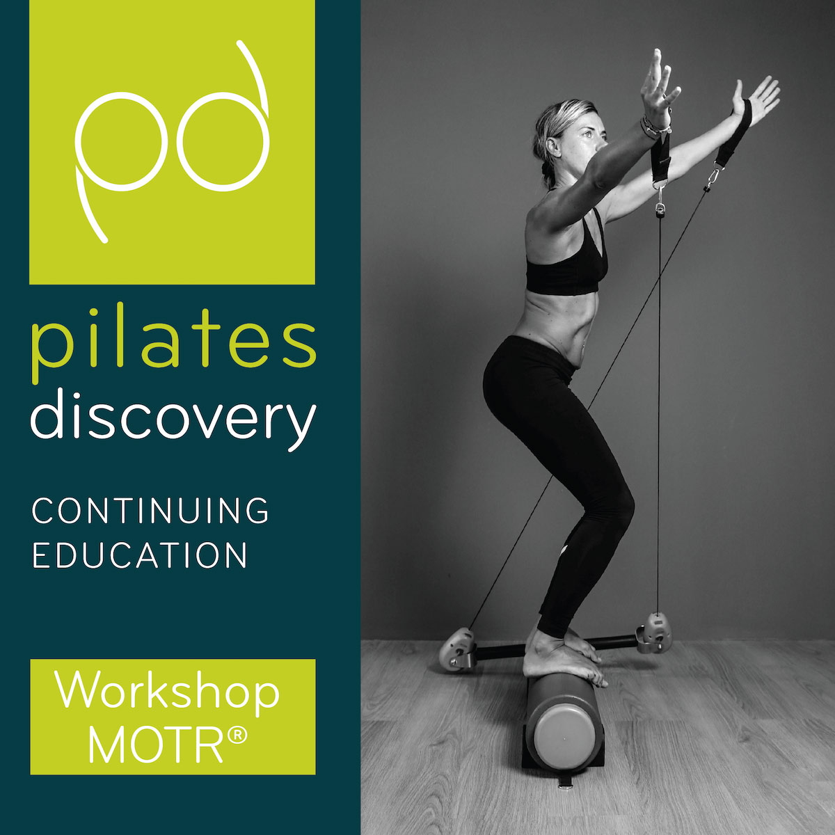 Workshop MOTR di Pilates Discovery