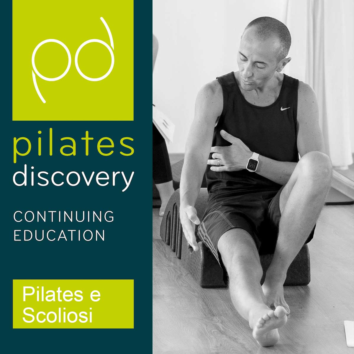 Workshop Pilates e Scoliosi di Pilates Discovery